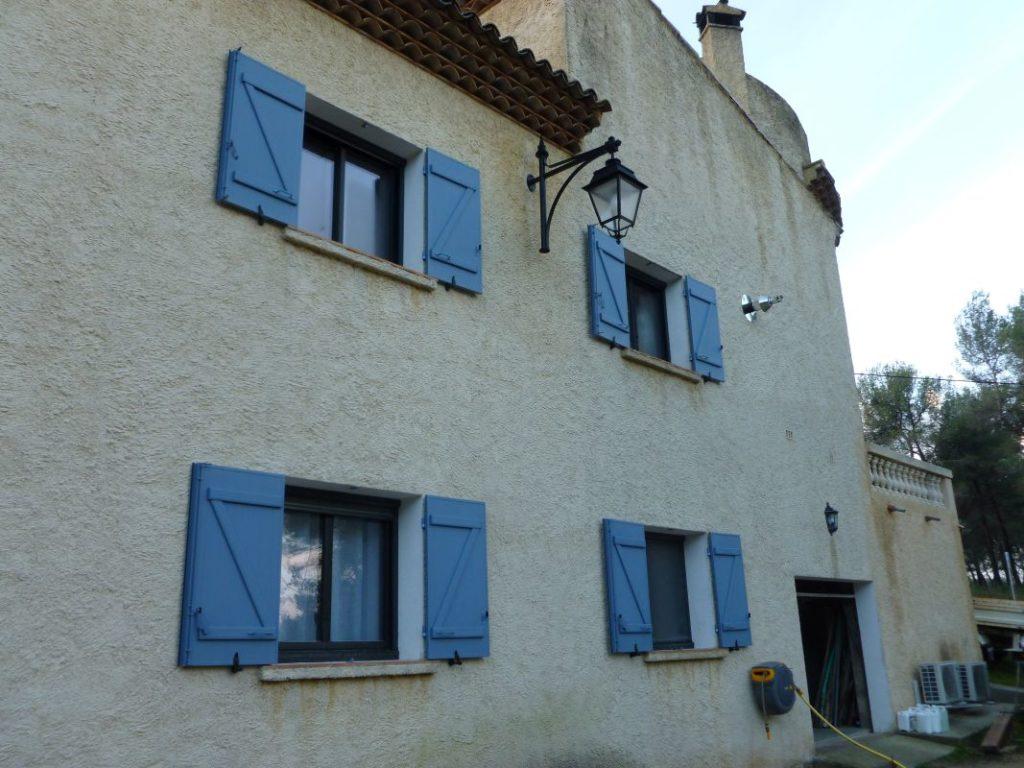 Couleur Volet En Provence fabrication de volets aix, marseille 13